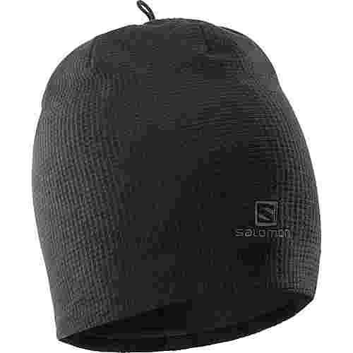 Salomon Merino RS WARM Laufmütze black/black