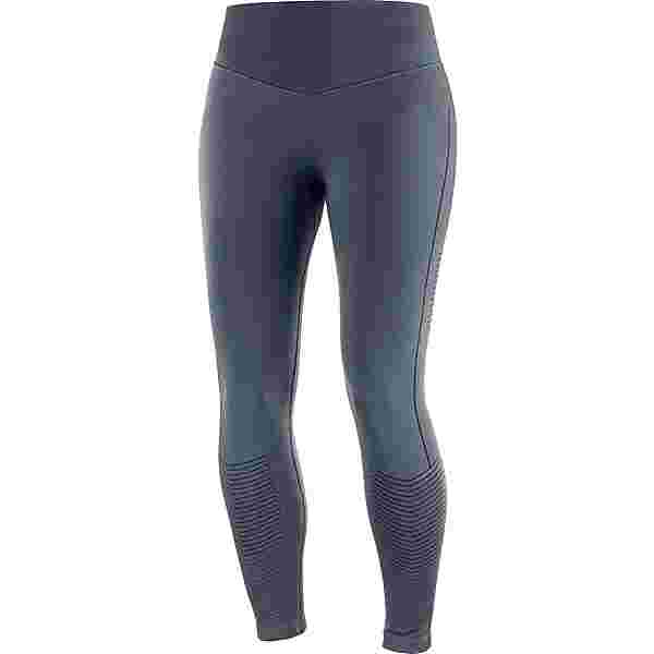 Salomon ELEVATE MOVE'ON Tights Damen ebony