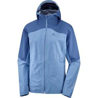 Salomon OUTLINE Hardshelljacke Damen copen blue/dark denim
