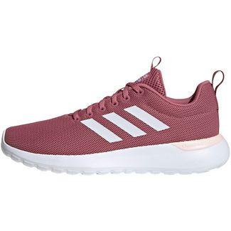 adidas Lite Racer CLN Sneaker Damen trace maroon-ftwr white-pink tint