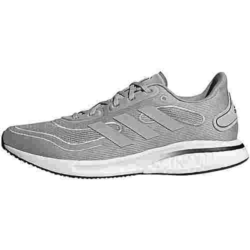 adidas Supernova Laufschuhe Herren glory grey-glory grey-core black