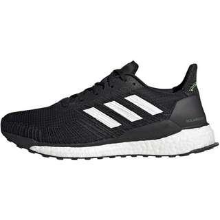 adidas Solarboost 19 Laufschuhe Herren core black-ftwr white-signal green