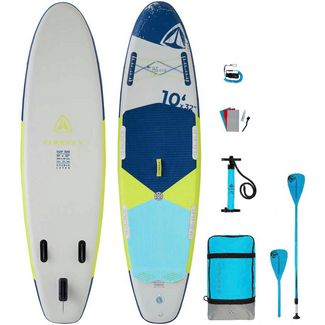 FIREFLY iSUP 300 I SUP Sets grey-navy-green lime