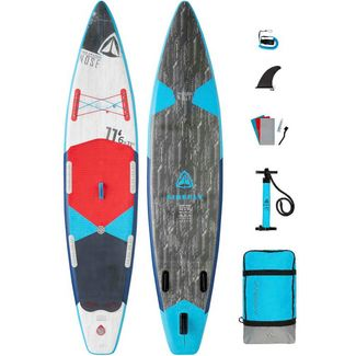 FIREFLY iSUP 700 I SUP Sets white-grey dark-red