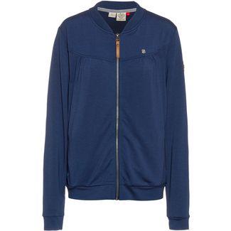Ragwear Kenia Sweatjacke Damen denim blue