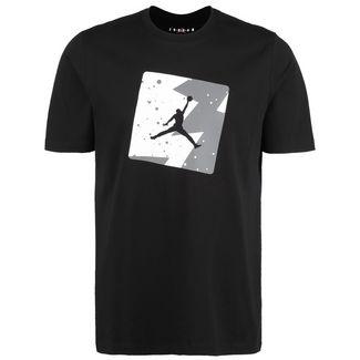 Nike Jordan Poolside Basketball Shirt Herren schwarz / grau