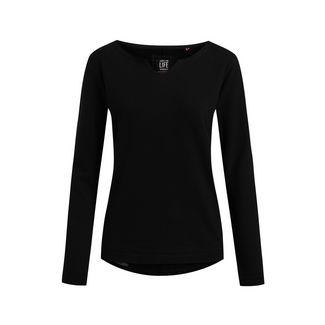 Shirts for Life Shirts for Life Parma Lieblingsplatz Sweatshirt Damen black
