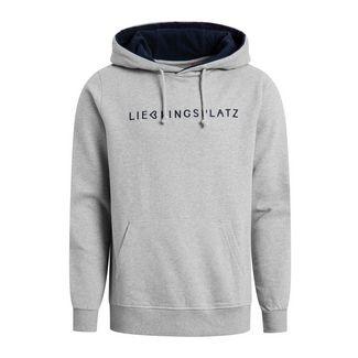 Shirts for Life Shirts for Life Matteo Lieblingsplatz Sweatshirt Herren grey_melange