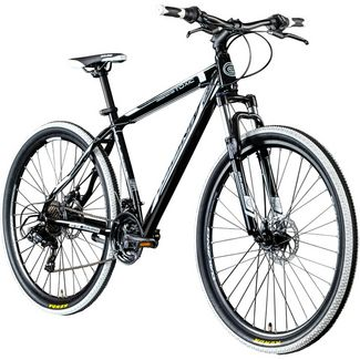 """Galano Toxic 29"""" Mountainbike Fahrrad MTB Hardtail schwarz/weiß"""