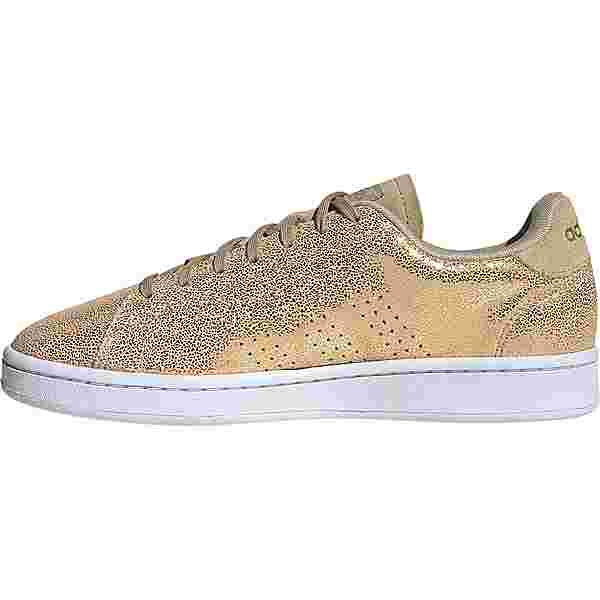 adidas Advantage Sneaker Damen savannah-savannah-tactile gold met. f17