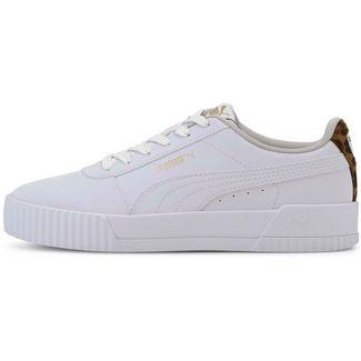 PUMA Carina Sneaker Damen puma white-puma white