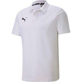 PUMA teamGOAL Poloshirt Herren puma white