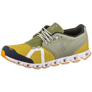 ON Cloud 70/30-leaf-mustard Laufschuhe Herren leaf-mustard