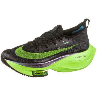 Nike Alphafly Next% Laufschuhe Herren valerian blue-black-lime blast