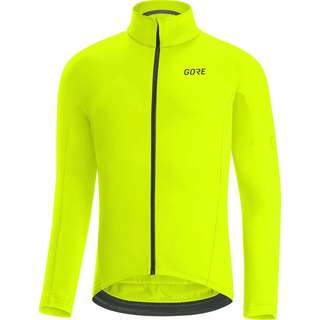 GORE® WEAR C3 Thermo Trikot Trikot Herren neon yellow