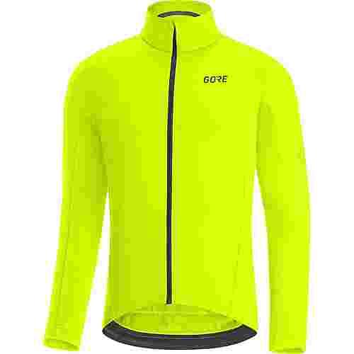 GORE® WEAR C3 Thermo Trikot Trikot Herren neon yellow