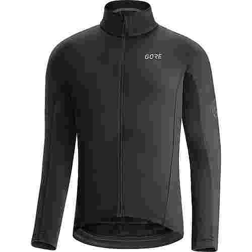 GORE® WEAR C3 Thermo Trikot Fahrradtrikot Herren black