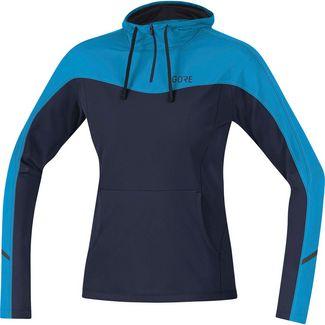 GORE® WEAR R3 Funktionsshirt Damen orbit blue-dynamic cyan