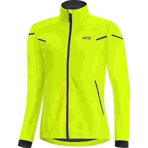 GORE® WEAR GORE-TEX® R5 Infinium Laufjacke Damen neon yellow-black