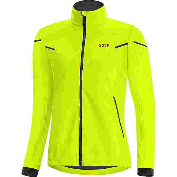 GORE® WEAR GORE-TEX R5 Infinium Laufjacke Damen neon yellow-black