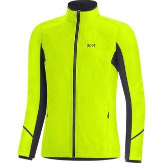 GORE® WEAR GORE-TEX® R3 Infinium Laufjacke Damen neon yellow-black