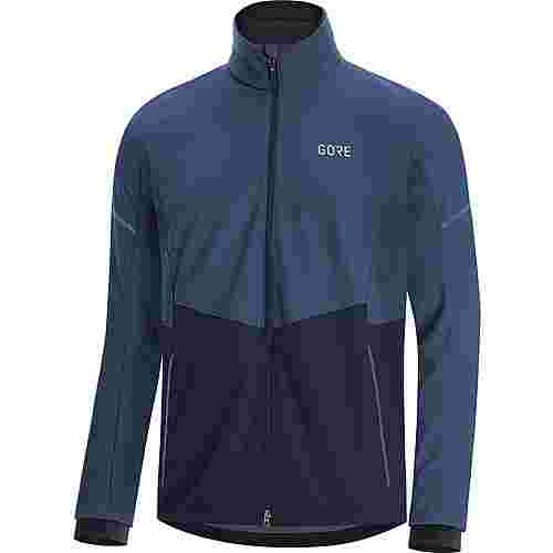 GORE® WEAR GORE-TEX® R5 Infinium Laufjacke Herren deep water blue/orbit blue