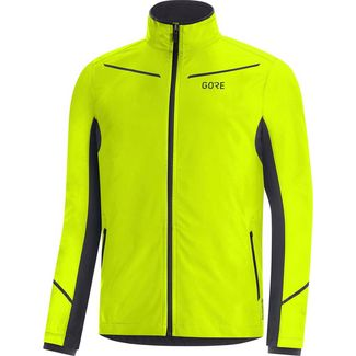 GORE® WEAR R3 Infinium Partial Laufjacke Herren neon yellow/black
