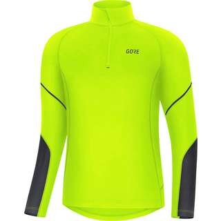 GORE® WEAR M Laufshirt Herren neon yellow/black