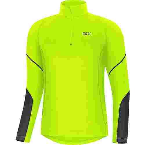 GORE® WEAR M Laufshirt Herren neon yellow/black