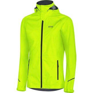 GORE® WEAR GORE-TEX® R3 Active Fahrradjacke Damen neon yellow
