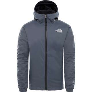 The North Face QUEST INSULATED Hardshelljacke Herren vanadis grey black heathr