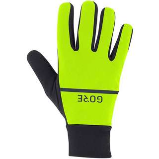GORE® WEAR R3 Laufhandschuhe Herren neon yellow-black