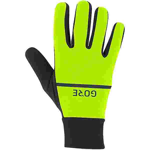 GORE® WEAR R3 Laufhandschuhe Herren neon yellow/black
