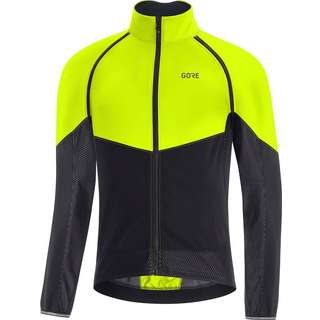 GORE® WEAR GORE-TEX PHANTOM Fahrradjacke Herren neon yellow-black