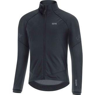 GORE® WEAR GORE-TEX® C3 INFINIUM™ Thermo Jacke Fahrradjacke Herren black