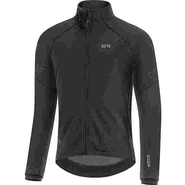 GORE® WEAR GORE-TEX C3 INFINIUM™ Thermo Jacke Fahrradjacke Herren black