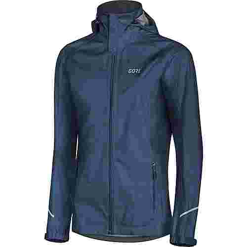GORE® WEAR GORE-TEX® R3 Active Laufjacke Damen deep water blue
