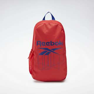 Reebok Rucksack Foundation Backpack Daypack Kinder Rot