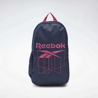 Reebok Rucksack Foundation Backpack Daypack Kinder Blau