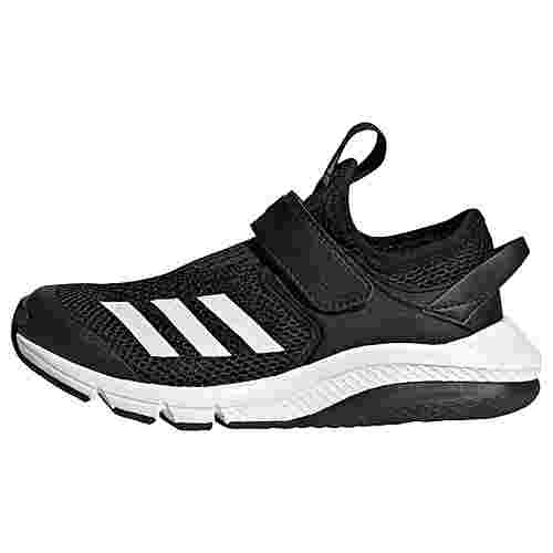 adidas ActiveFlex SUMMER.RDY Schuh Laufschuhe Kinder Core Black / Cloud White / Cloud White