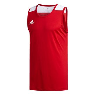 adidas Creator 365 Jersey Tanktop Herren Power Red / White