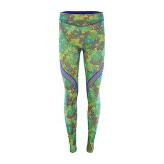 Shock Absorber Active Leggings Damen retro print