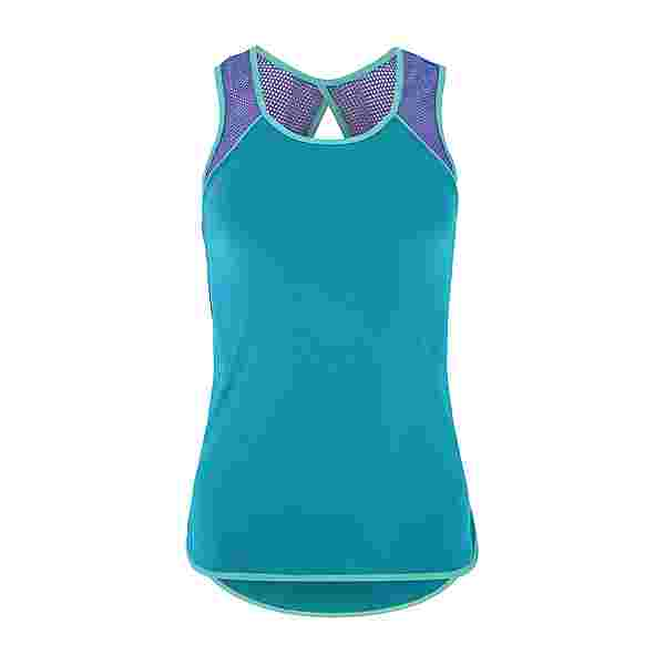 Shock Absorber Active Longtop Damen blau-lila