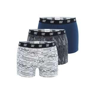 CR7 Cristiano Ronaldo CR7 Underwear Boxer Herren Schwarz/Weiss