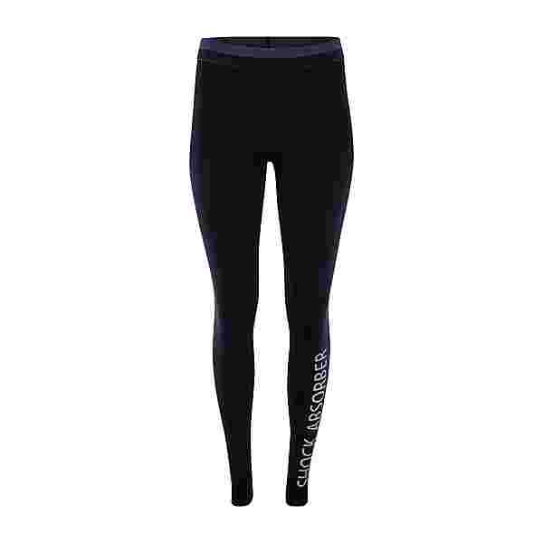 Shock Absorber SA Branded Leggings Damen schwarz