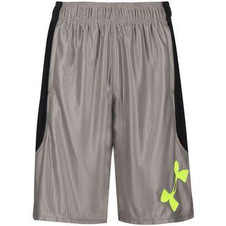 Under Armour Perimeter Basketball-Shorts Herren dunkelgrün