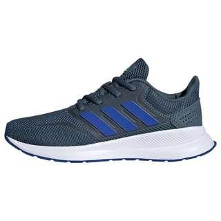 adidas Runfalcon Schuh Laufschuhe Kinder Legacy Blue / Royal Blue / Signal Green
