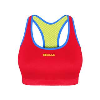 Shock Absorber Crop Top BH Damen grenadine