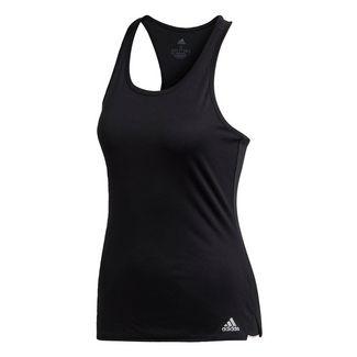 adidas Club Tennis Tanktop Tanktop Damen Black / Matte Silver / White