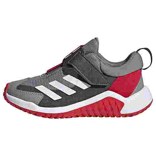adidas 4uture Sport Laufschuh Laufschuhe Kinder Grey Three / Cloud White / Grey Five